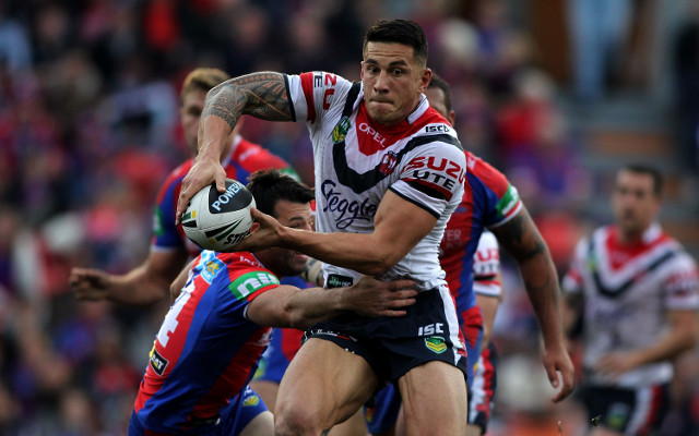 Sydney Roosters win marred by star player placed on report