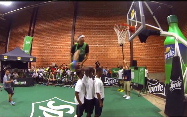 (Video) Sprite Slam Dunk Showdown city winners to battle it out