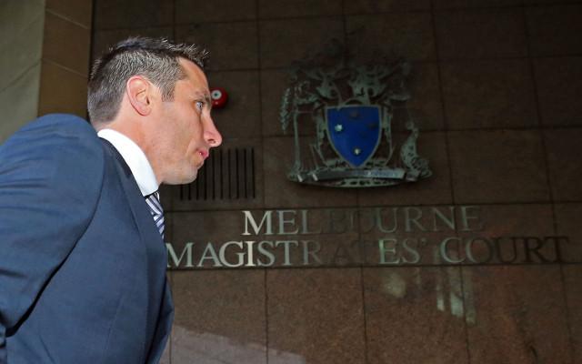 (Video) Steven Milne makes his AFL return despite rape charges