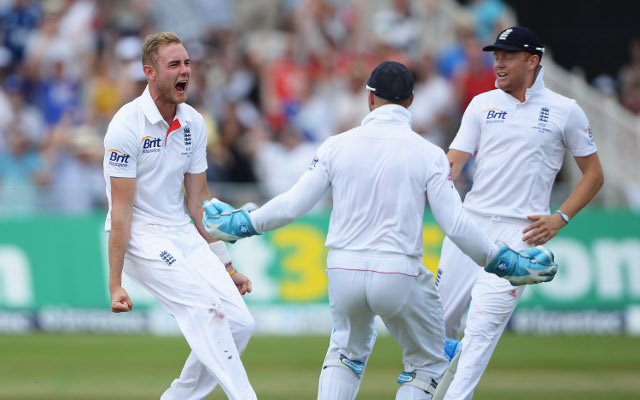 Stuart Broad shines as England bowl impressively against Australia on Day 1 of Ashes