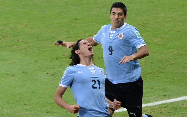 Uruguay 32nd team to reach FIFA World Cup 2014: full list of qualified teams