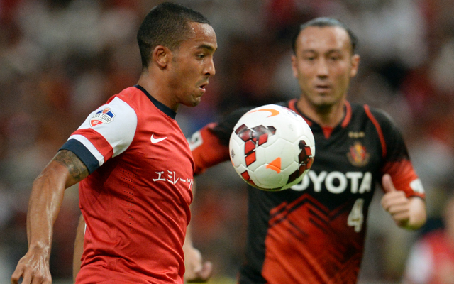 (Video) Arsenal cruise to 3-1 victory over Japanese outfit Nagoya Grampus