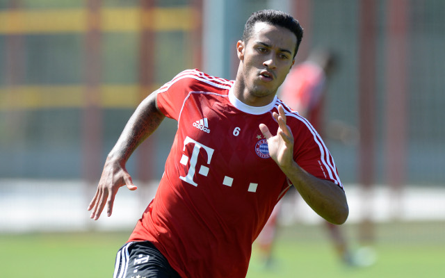 Bayern Munich and Spain star Thiago Alcantara ruled out of World Cup with knee injury