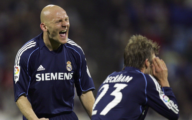 Thomas Gravesen Real Madrid