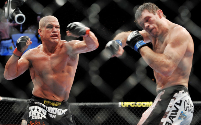 UFC president mocks talk of a comeback by Tito Ortiz