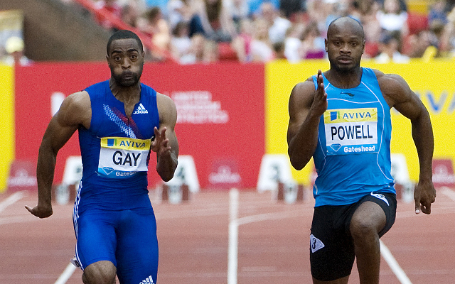 (Video) Tyson Gay and Asafa Powell test positive for steroids