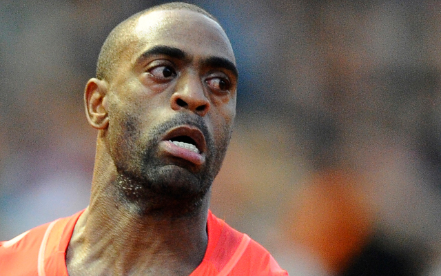 Disgraced sprint star Tyson Gay's 'B sample' returns positive