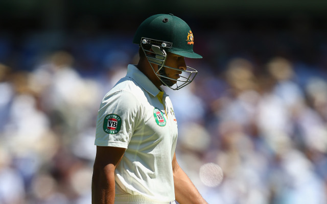(GIF) Ashes shocker – Usman Khawaja given out incorrectly by DRS