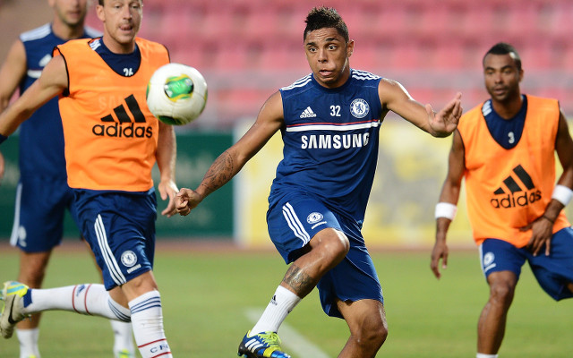 Chelsea youngster undergoing Inter medical