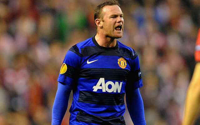 Chelsea expected to submit yet another Wayne Rooney bid