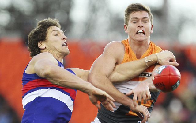 (Video) Western Bulldogs continue to pile on pain for GWS Giants