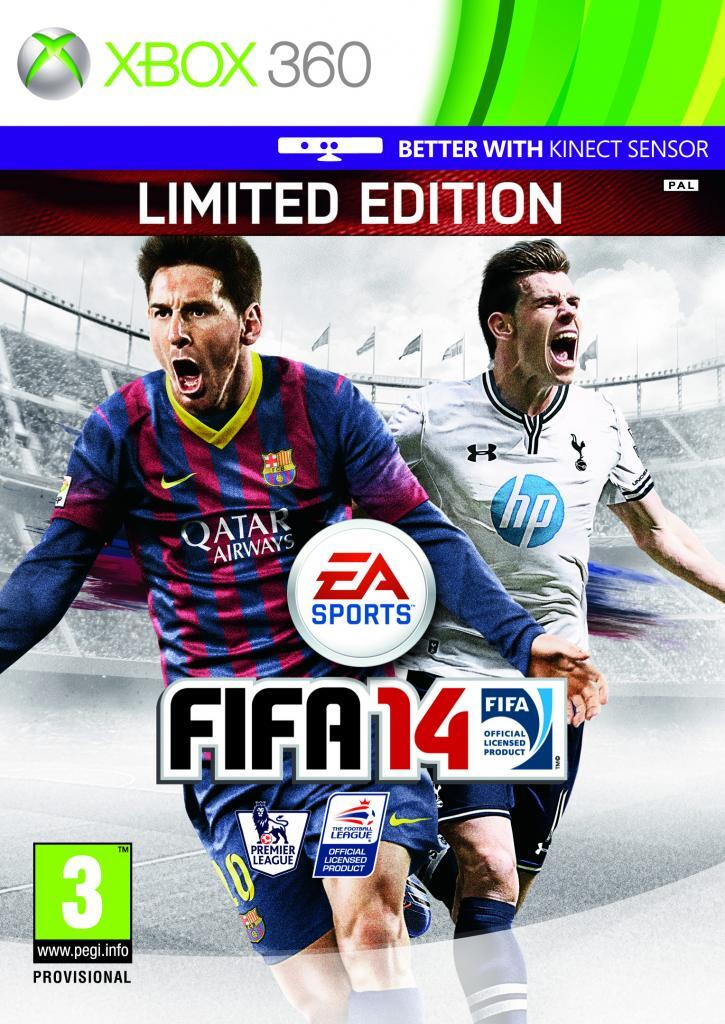 fifa 14 front cover messi bale