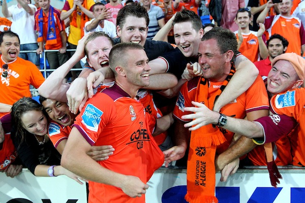Pune FC sign former Brisbane Roar striker James Meyer