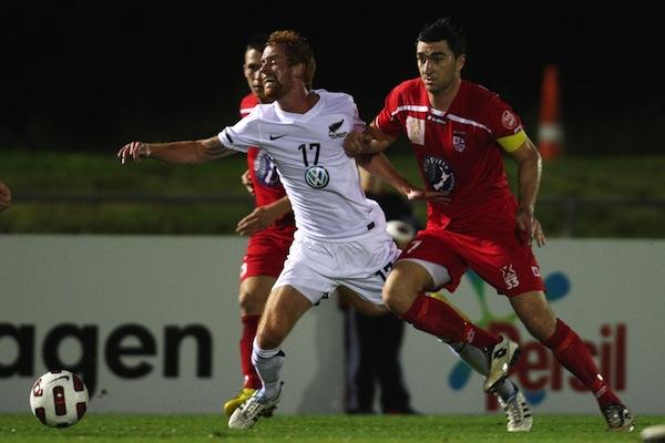 Clapham determined to achieve A-League dream