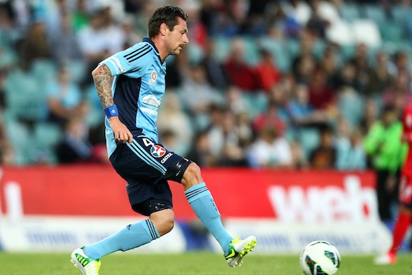 Pascal Bosschaart returns for Sydney FC after nine-month lay-off