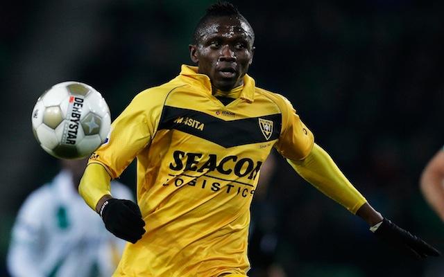 Nigeria striker Uche Nwofor seals Eredivise return after joining Heerenveen on loan
