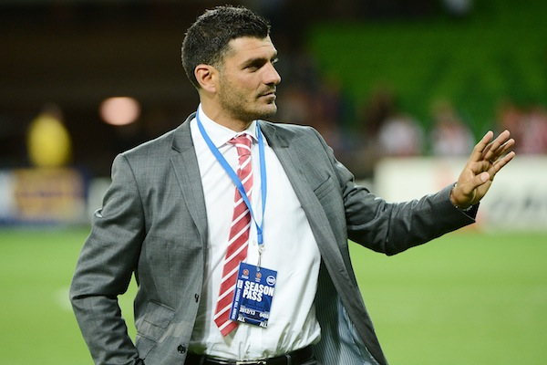 Aloisi: Heart close to adding much needed midfielder