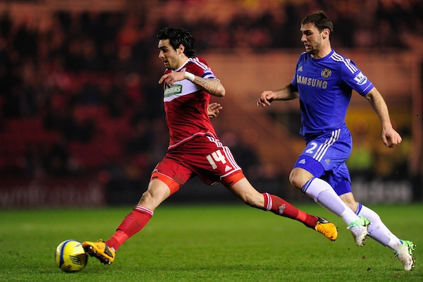 Middlesbrough star Rhys Williams targeting place in Socceroos World Cup squad