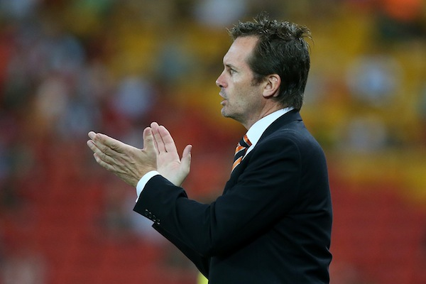 Roar boss Mike Mulvey wants to turn Suncorp Stadium into Old Trafford-like fortress