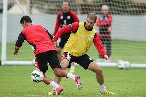 Iain Fyfe departs Adelaide United for Iran Pro League