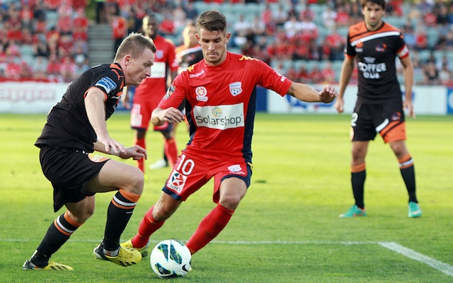 Dario Vidosic quits Adelaide United to sign for Swiss club FC Sion