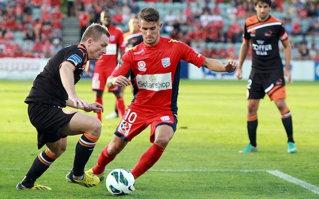 Socceroos midfielder Dario Vidosic makes winning debut for FC Sion