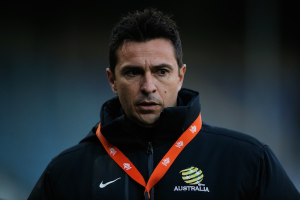 Okon delighted with Young Socceroos after first COTIF victory