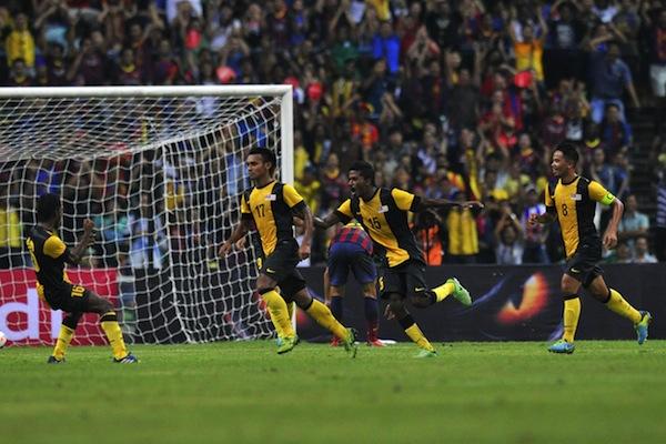 Amri: Barcelona defeat will boost Malaysia confidence