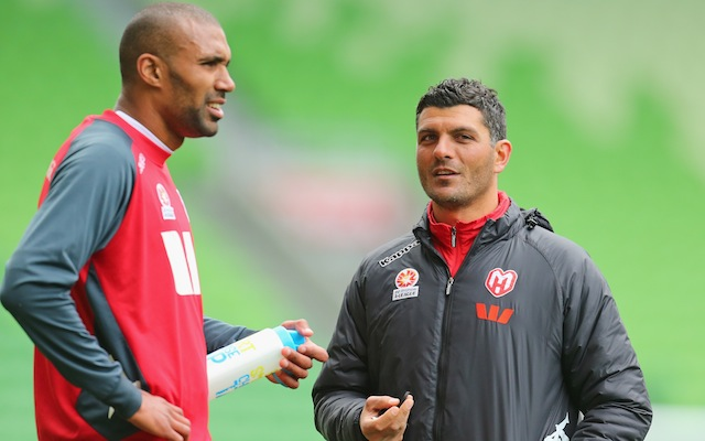 Melbourne Heart seeking short-term replacement for crocked Orlando Engelaar