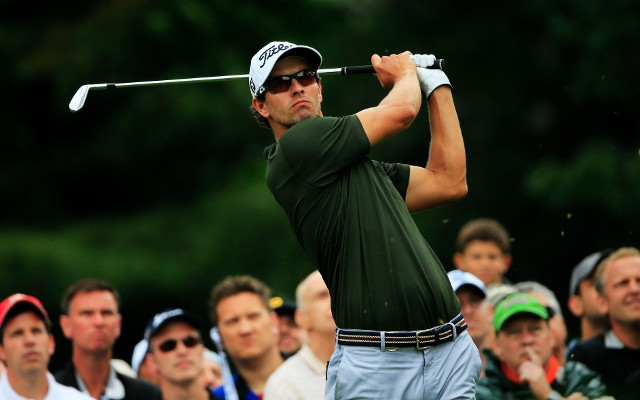 Adam Scott starts PGA Championship tilt strongly with first round 68