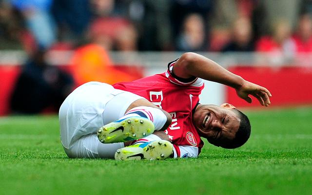 Roy Hodgson confirms Arsenal man will miss FA Cup final