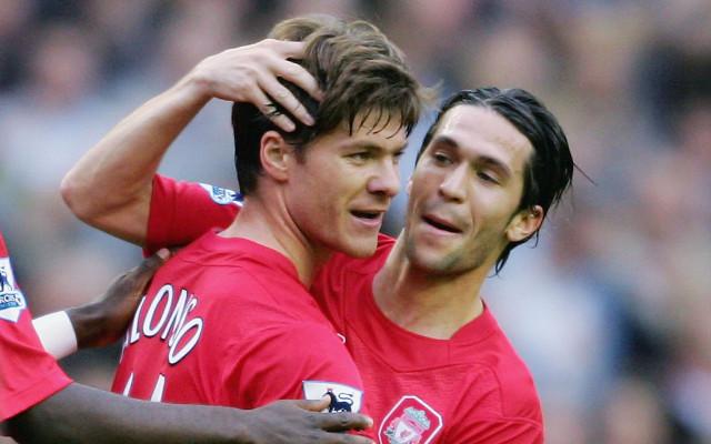 Alonso Garcia Liverpool