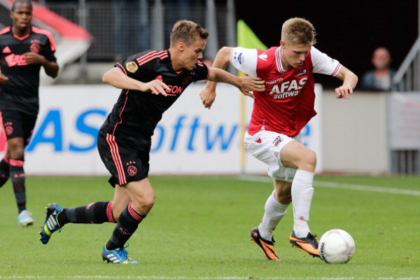 (Video) The USMNT's hottest prospect Aron Johannsson scores for AZ Alkmaar yet again
