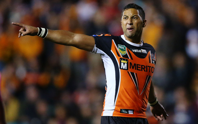 Benji Marshall's international rugby league career is over