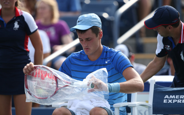 Bernard Tomic out of US Open early – again