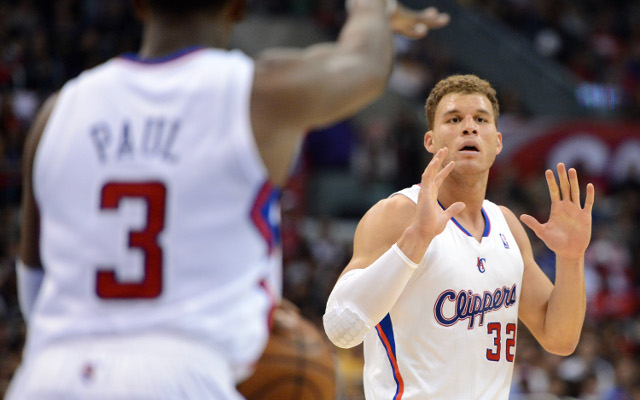 Chris Paul says Blake Griffin will be the leader of the LA Clippers
