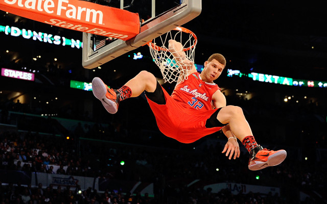 (Video) Blake Griffin throws down insane dunks in Seattle Pro-Am