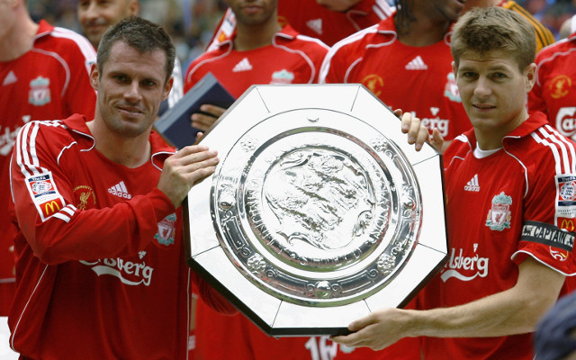 Carragher Gerrard Liverpool