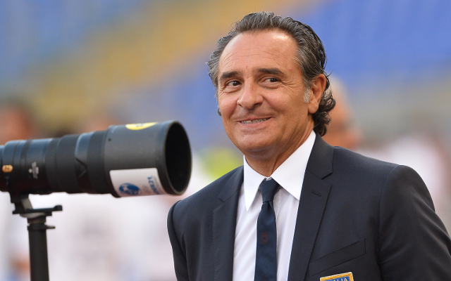 Paper Talk: Cesare Prandelli has vision of future Italy as renewal is close