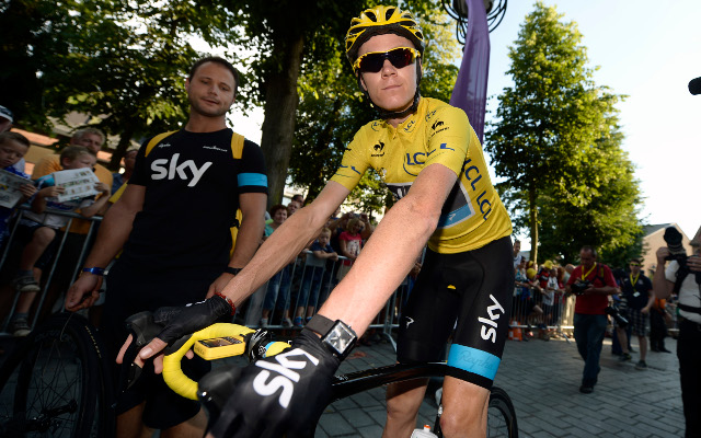 Chris Froome backs lifetime bans for cycling drug cheats