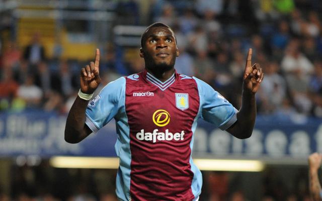 Manchester United eye deal for Aston Villa hitman Christian Benteke