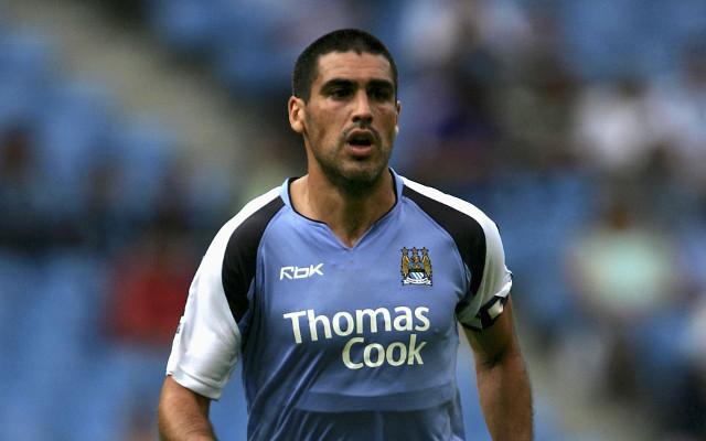 Claudio Reyna Manchester City