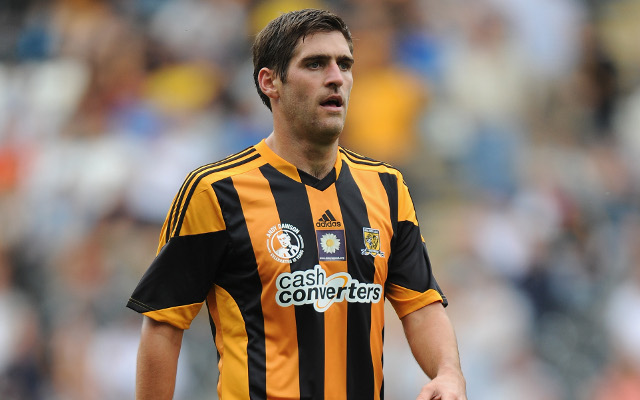Danny Graham Hull City