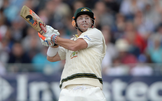 (Video) Australia v India: GONE! Star batsman David Warner sent back to the SCG pavilion for just 4!