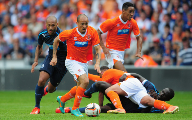 South Africa star could sign for Blackpool after successful trial