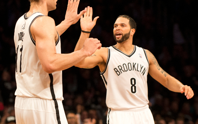 Jason Kidd wants Deron Williams to pass more this NBA season