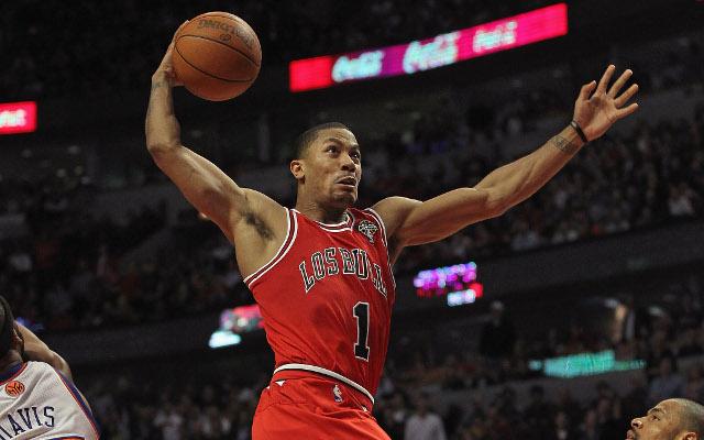 Derrick Rose will return for Chicago Bulls on NBA opening night