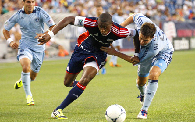 (Video) Is Dimitry Imbongo the best dancer in MLS?