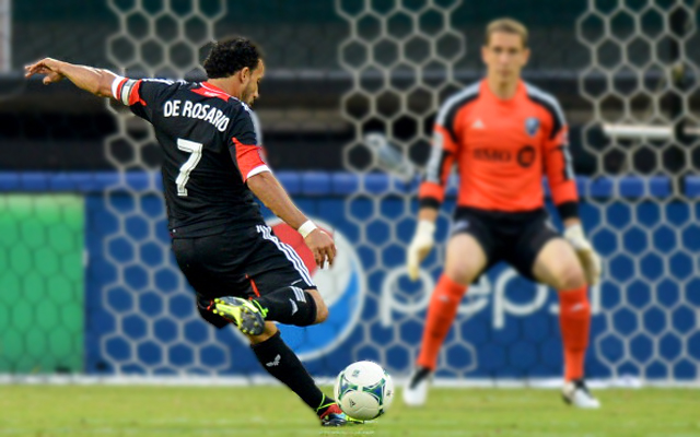 (Video) Dwayne De Rosario earns DC United a draw with a magnificent solo effort