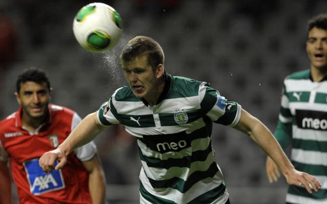 Eric Dier Sporting Lisbon